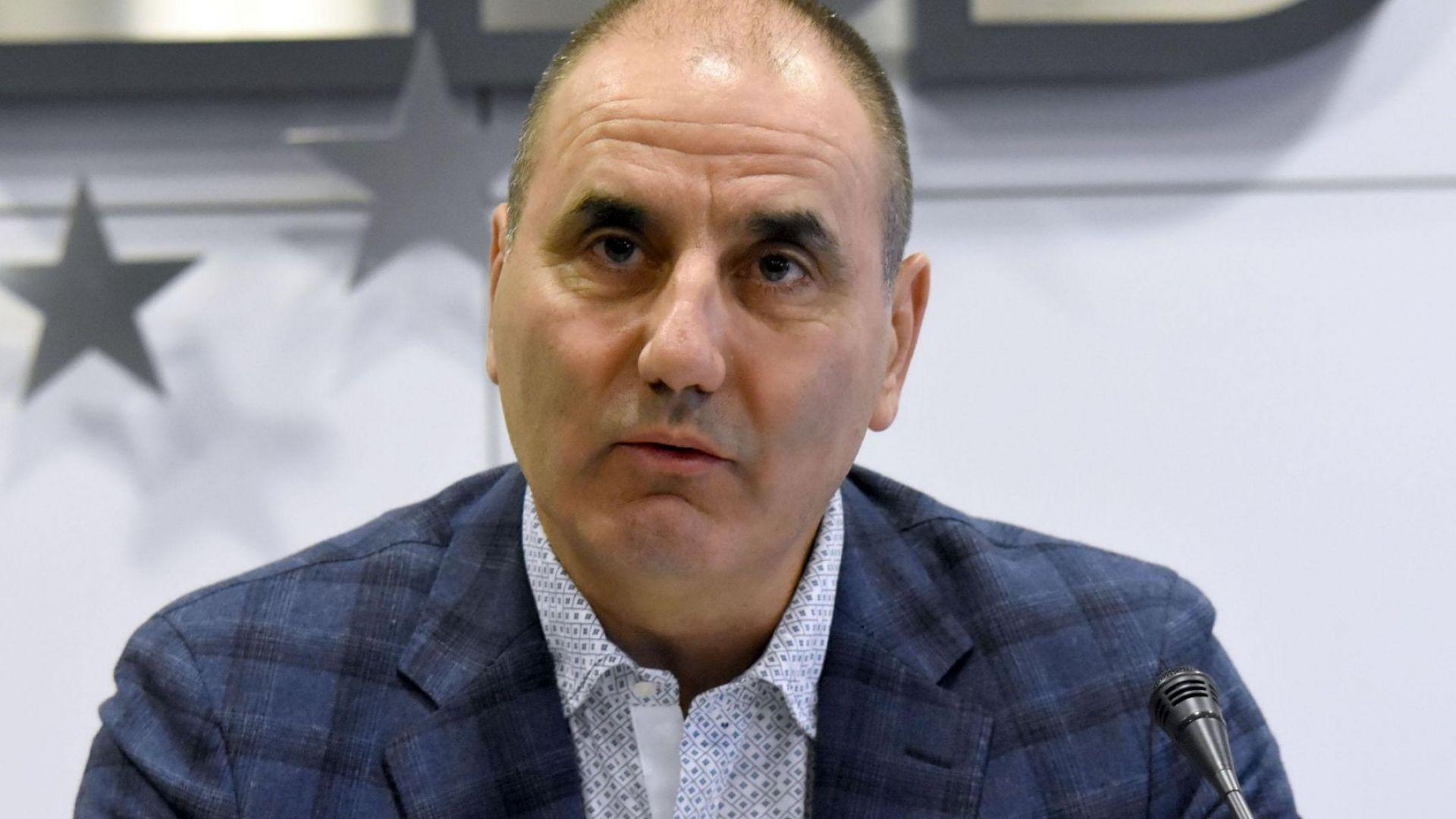 Цветанов: Летецът Радев щеше да подкрепи F-16, политикът Радев е зависим от БСП