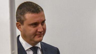 КПКОНПИ започва проверка на Владислав Горанов