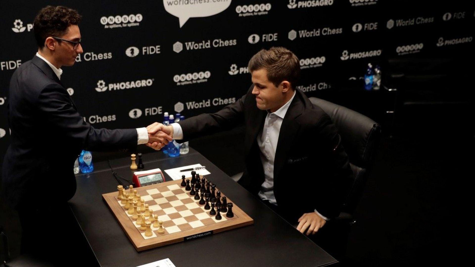 След 8 поредни титли, сравниха актуалния крал на шахмата с Боби Фишер