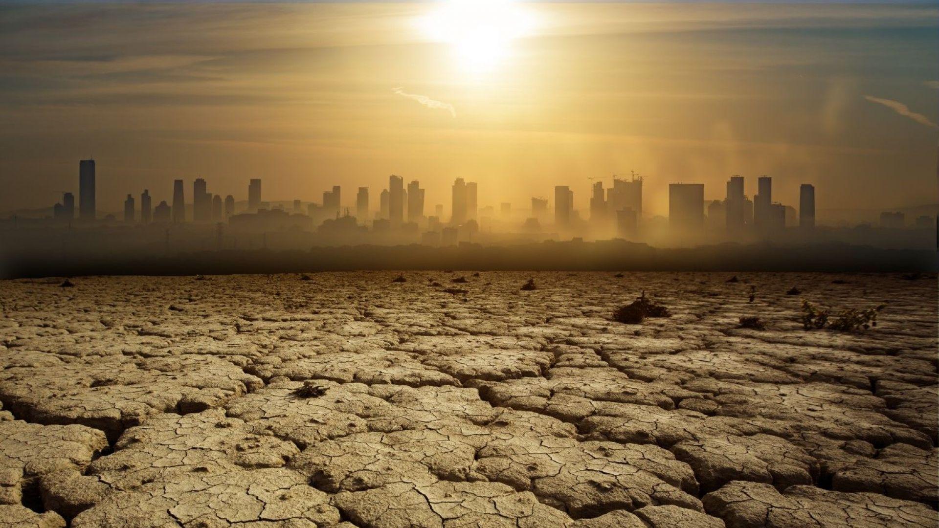 Концентрацията на парниковите газове е достигнала ново рекордно ниво
