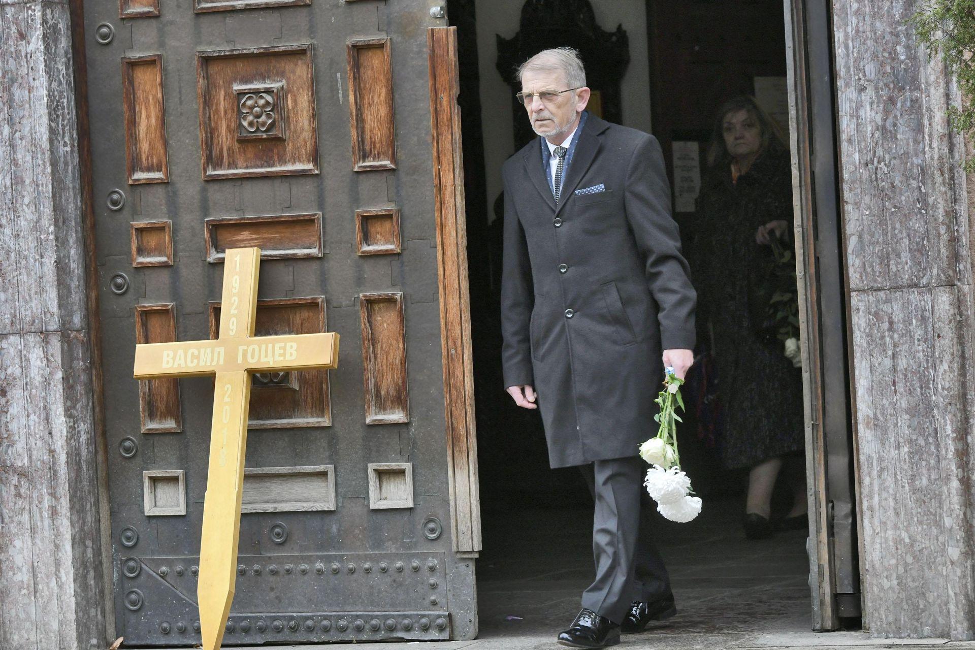 Васил Гоцев почина на 89-годишна възраст