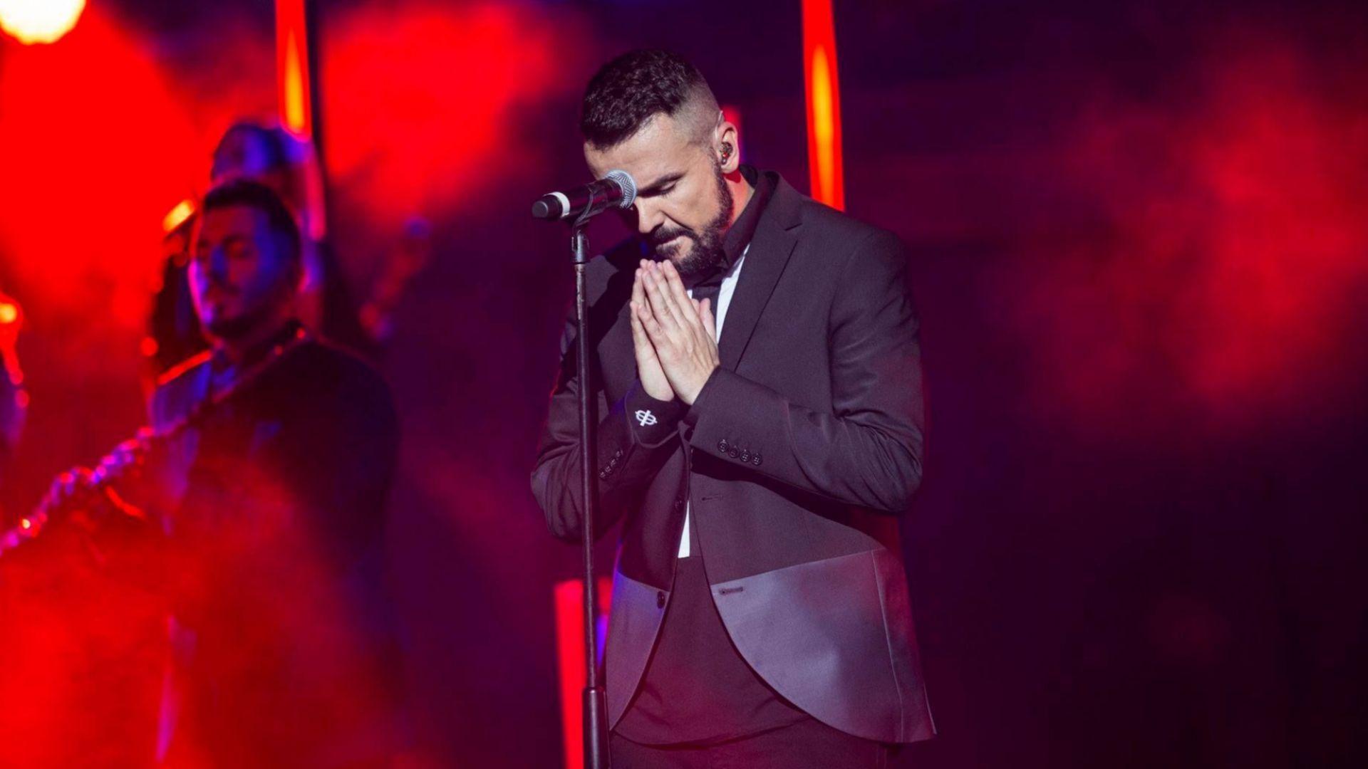 Сценични решения от Италия за двата концерта на Графа в НДК