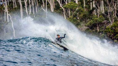Още сърф, катерене и спелеология в Дните на предизвикателствата