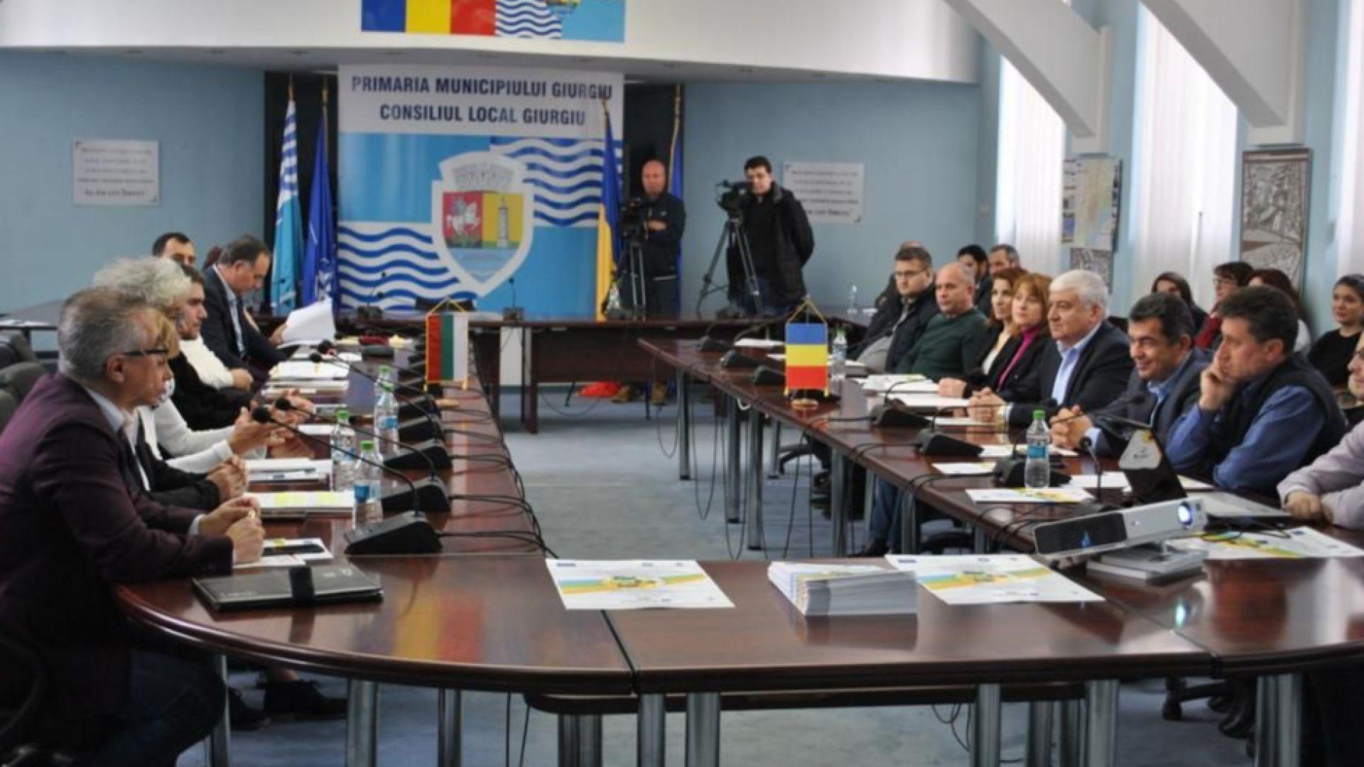 Гюргево и Русе развиват съвместен трансграничен проект за над 15 млн. лева