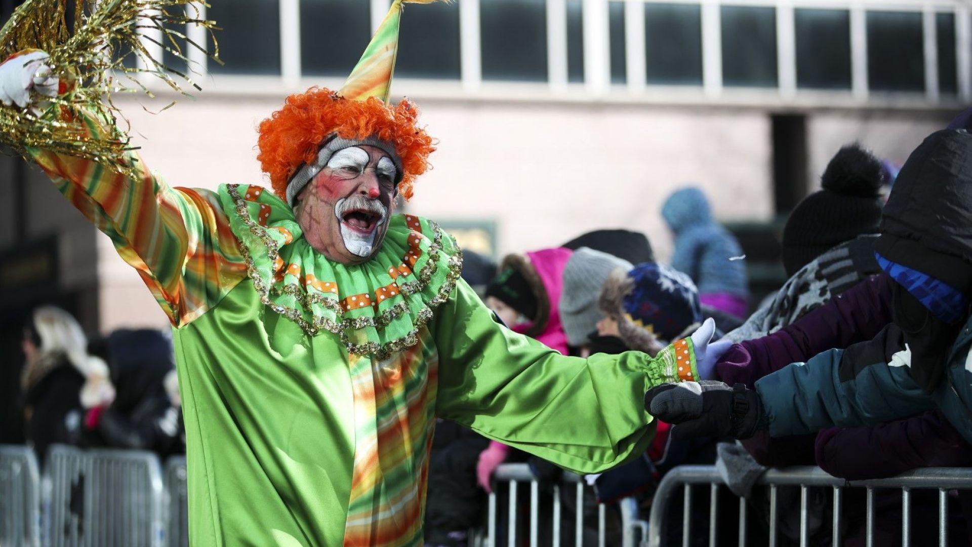 В снимки: Америка празнува Деня на благодарността