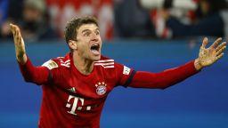 Байерн пак се провали, последният си тръгна щастлив от Мюнхен