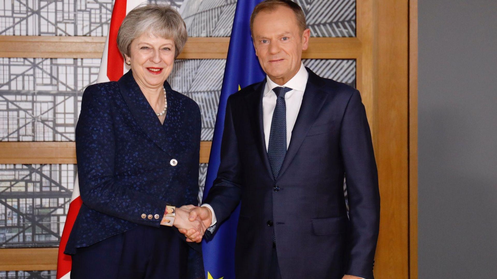 Лидерите на ЕС одобриха споразумението за Брекзит. Борисов: Това е тъжен ден