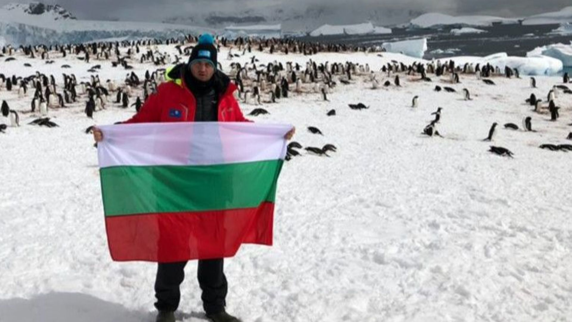 Петър Стойчев разказа за уникалното ледено изпитание