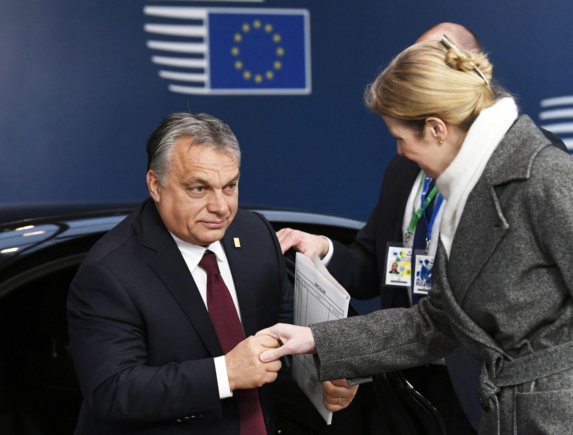 Унгарският премиер Виктор Орбан
