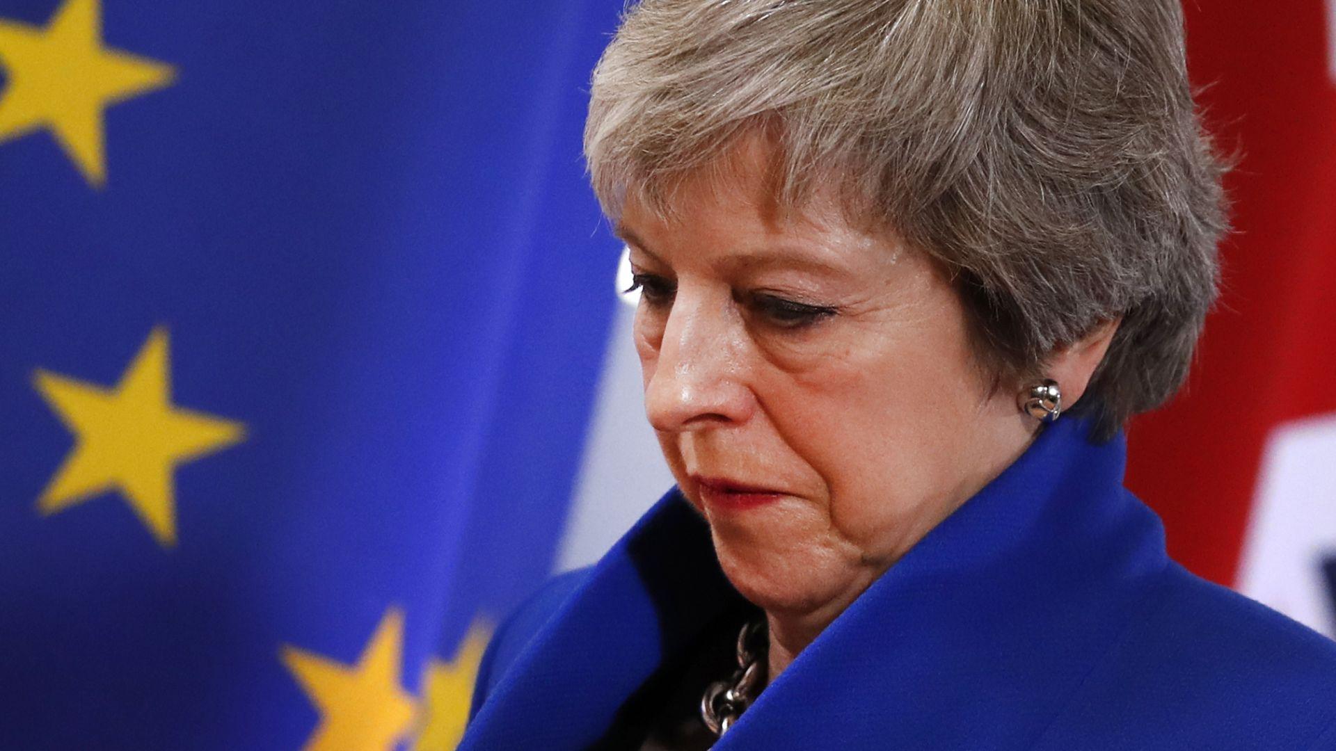 Тереза Мей: Гласуването за Брекзит ще е на 14 или 15 януари, няма да отлагам пак