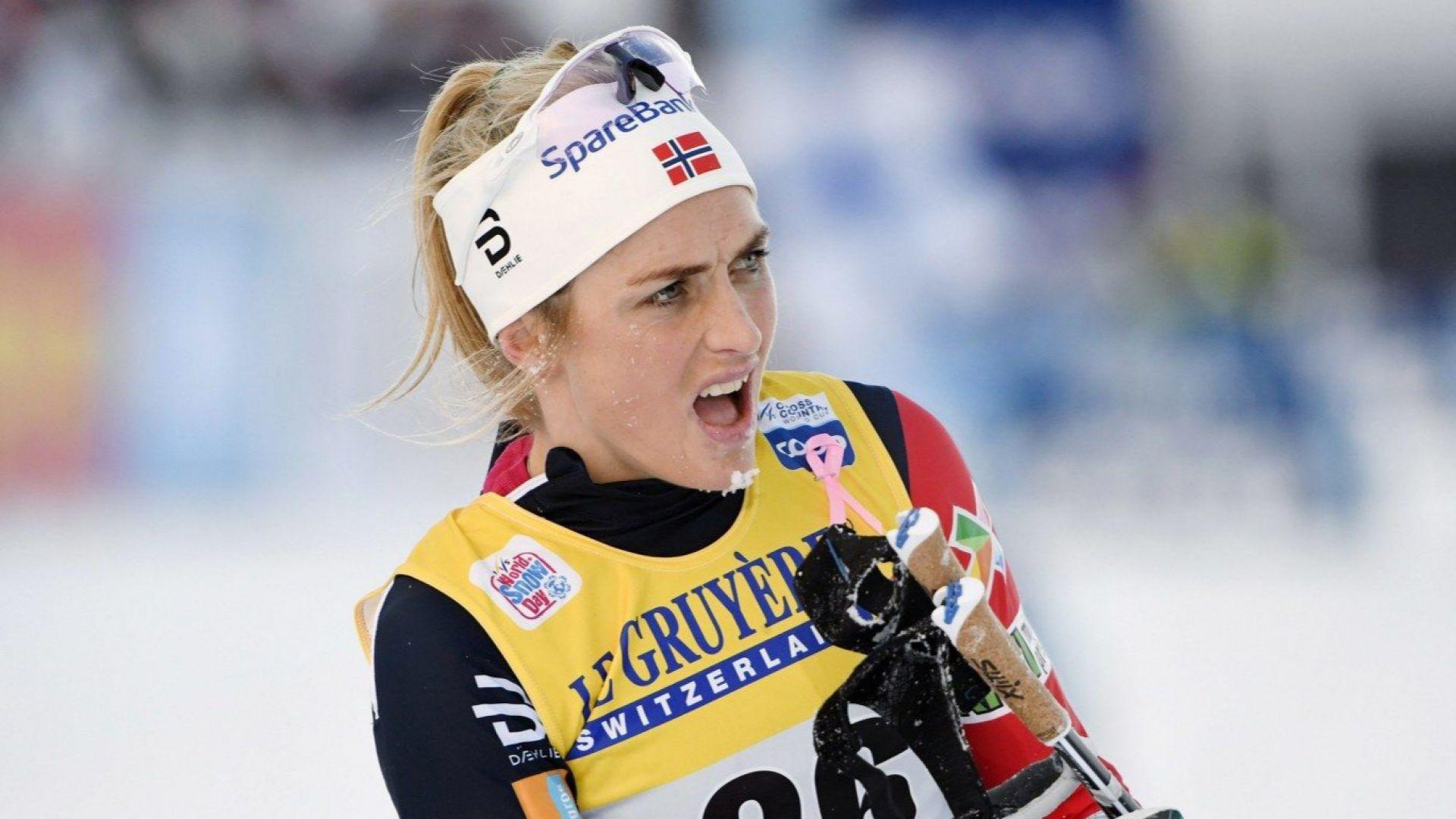 Върналата се след допинг наказание Йохауйг спечели първия старт