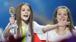 """Полша спечели """"Детската Евровизия"""""""