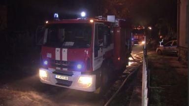 """Пожар избухна на сметище в оръжейния завод """"Арсенал"""""""
