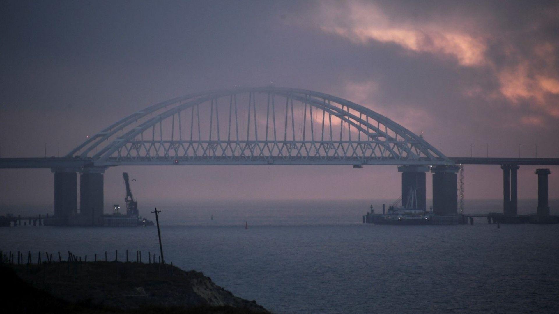 Конфликтът в Азовско море - какво крои Путин?