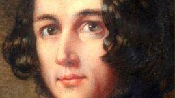 Изгубен портрет на Чарлз Дикенс беше изложен в Лондон