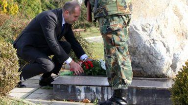 Румен Радев: Военното образование е изправено пред сериозни изпитания