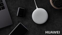 Безжичното зарядно на Huawei вече в България