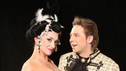 Звездите на оперетата Катерина Тупарова и Александър Мутафчийски - 20 години заедно на сцената