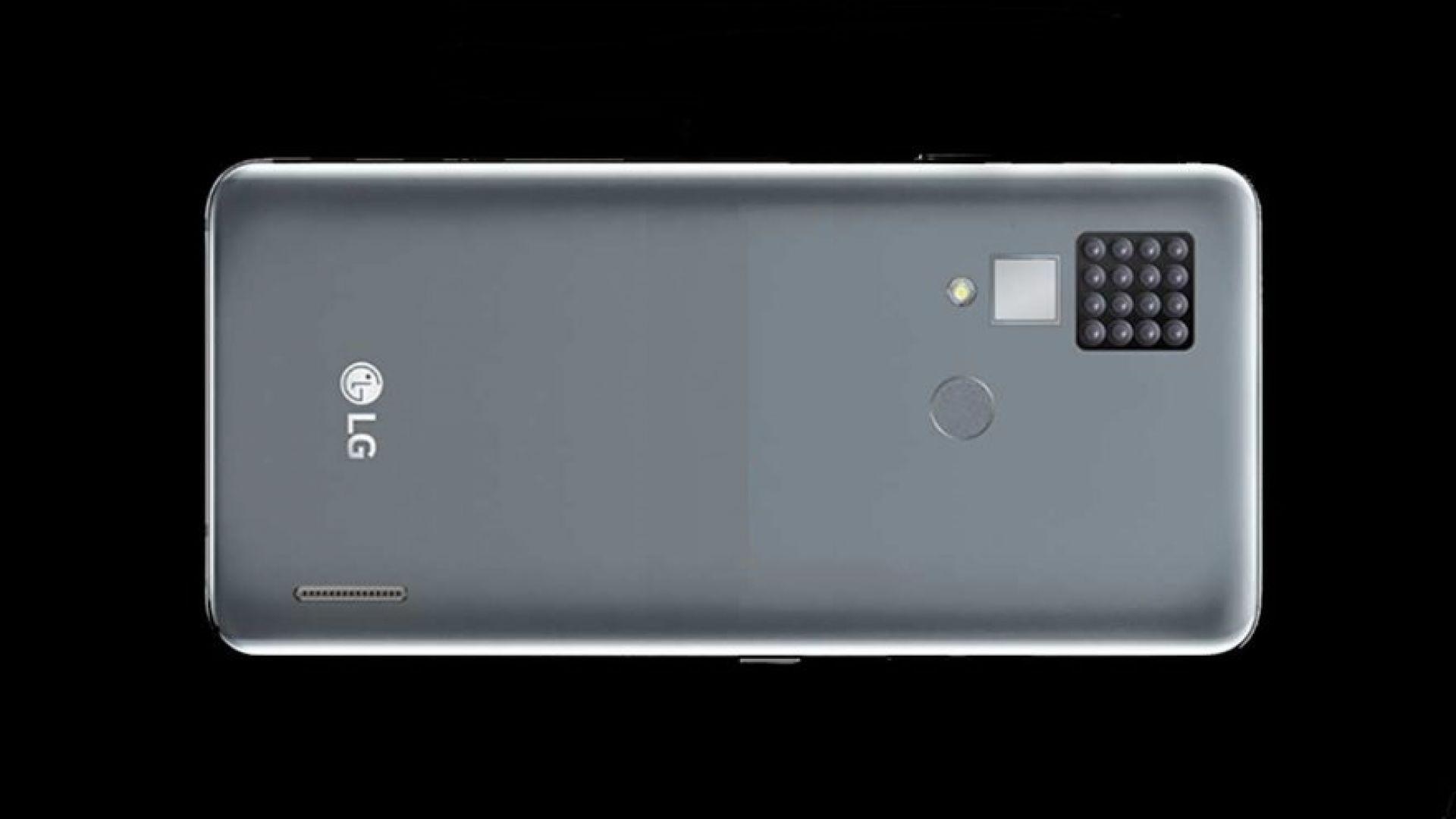 LG разработва смартфон с 16 камери