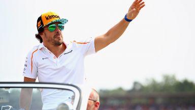 Алонсо за завръщането си във Формула 1: Само хронометърът е важен