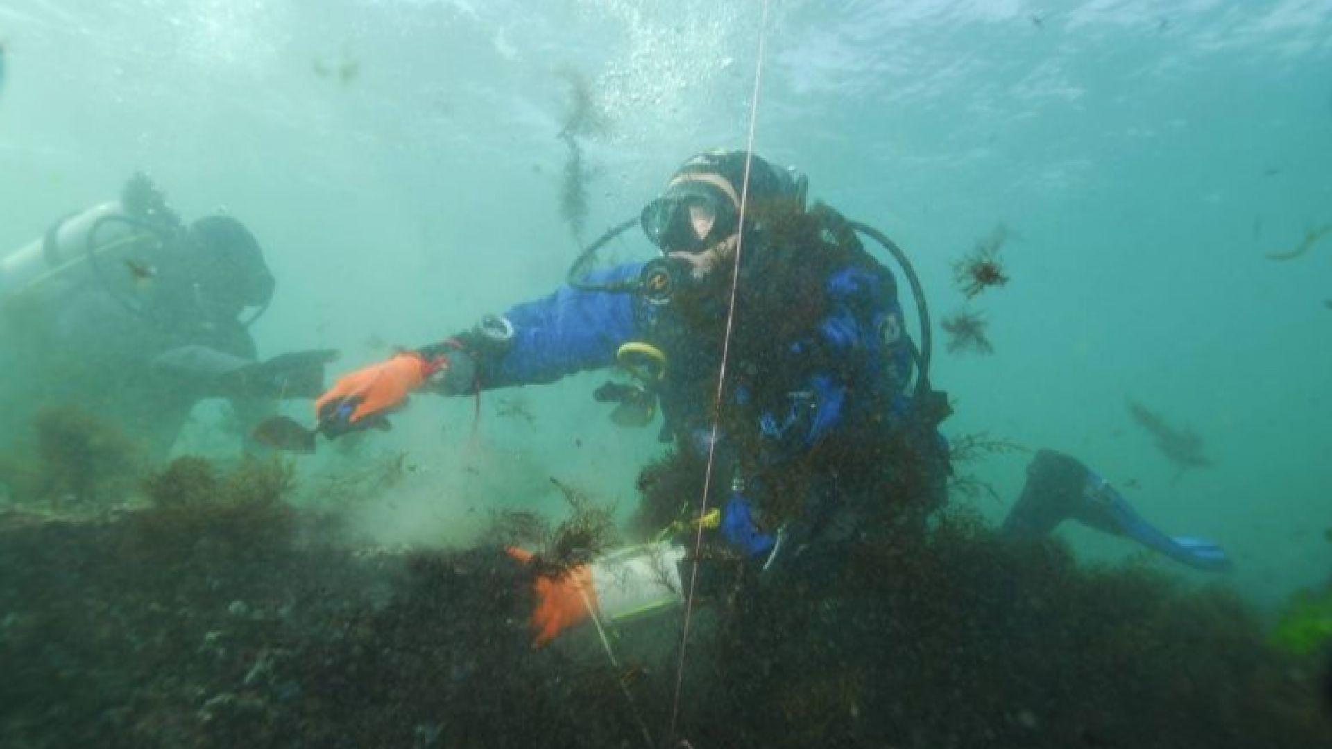 Изгубените светове в дълбините на Черно море