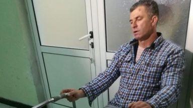Горски надзирател е със счупен крак след побой от бракониер (снимка)