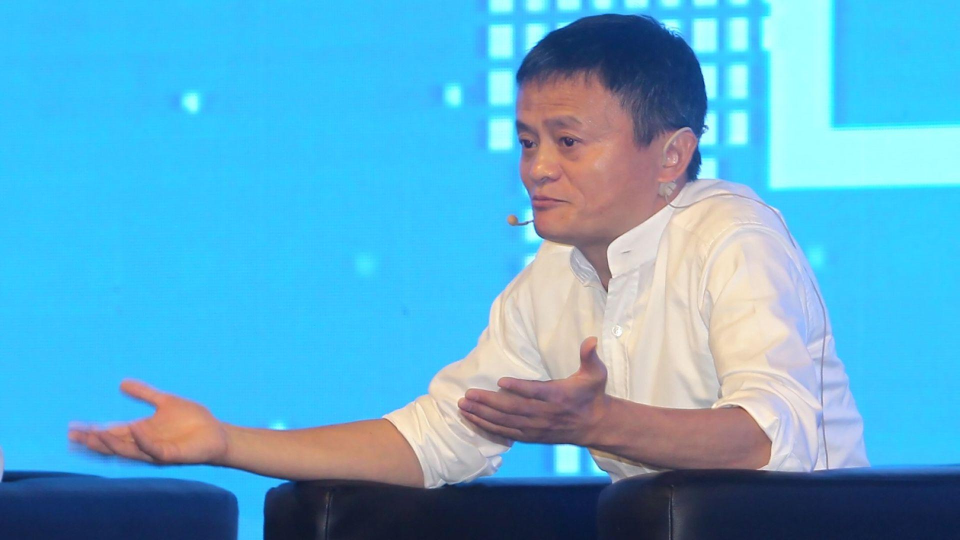 Шефът на Alibaba - член на Китайската комунистическа партия