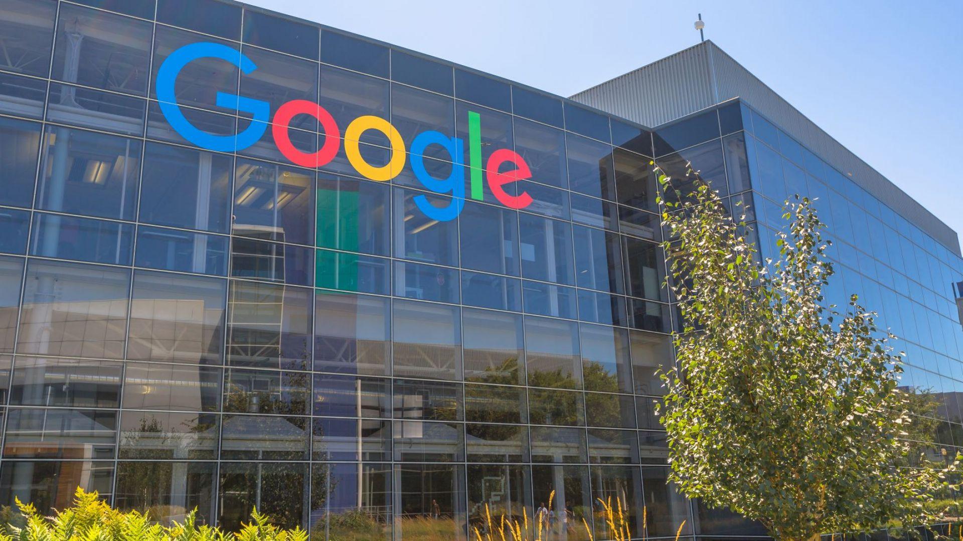 Гугъл обяви, че е склонен да плаща повече данъци в чужбина