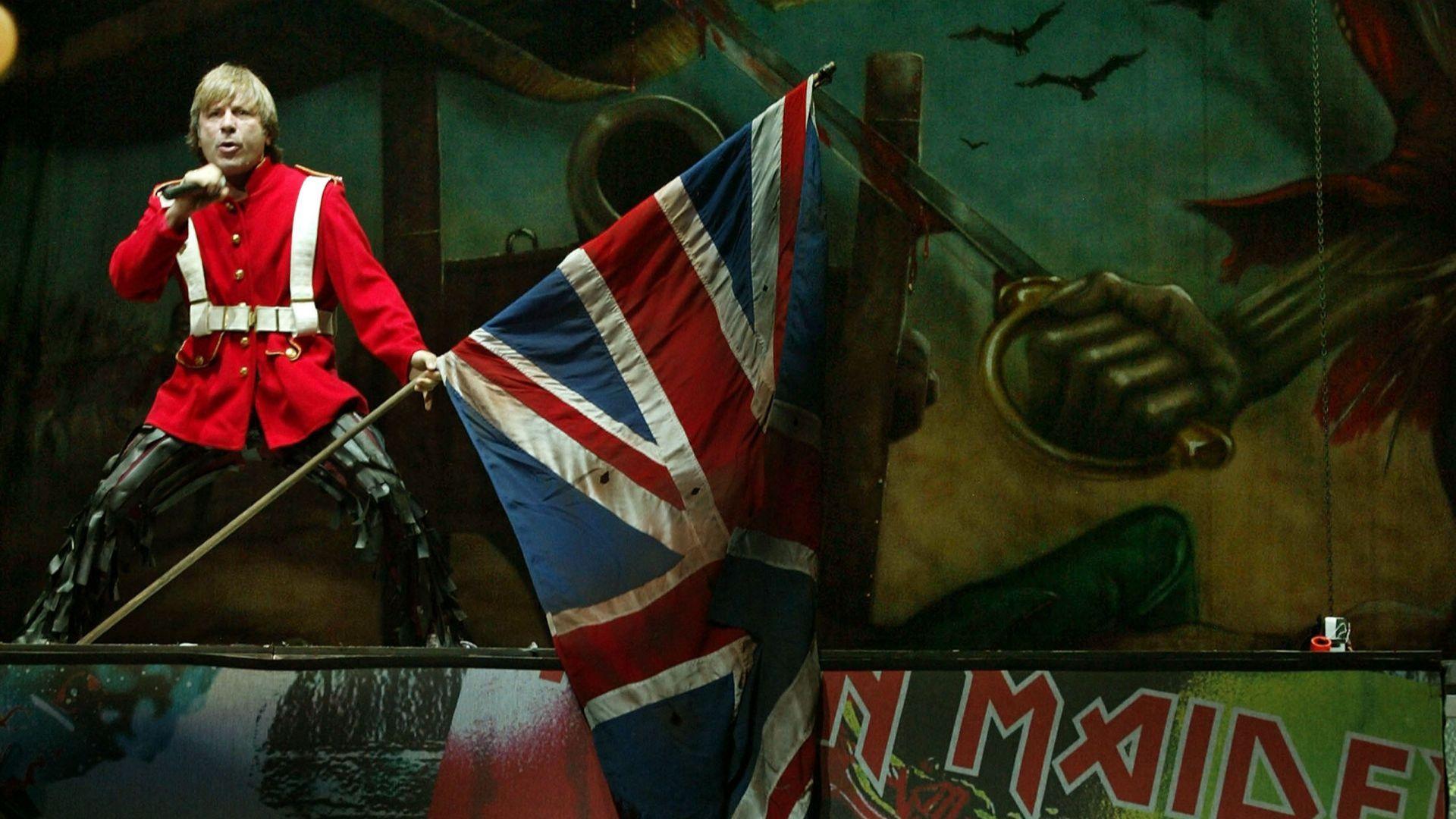 """Брус Дикинсън: Гласувах за """"Брекзит"""", за да увеличим икономическите си възможности"""