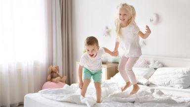 Как да организираме споделената детска стая, за да са щастливи децата