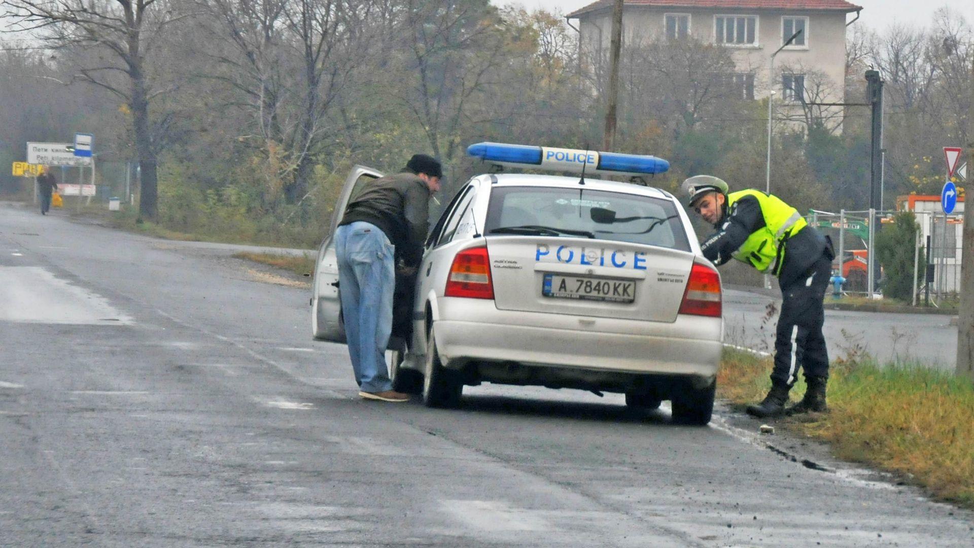Входовете и изходите на Бургас бяха блокирани