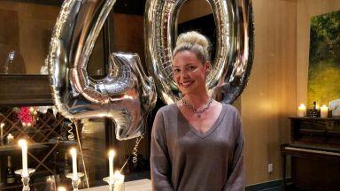 Катрин Хейгъл: Официално съм на 40 и най-после съм свободна (снимки)