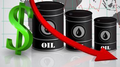 Петролът продължава да поевтинява, днес с 1% спрямо вчерашните котировки