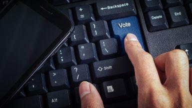 Десните се обединиха: Да се въведе машинно и електронно гласуване