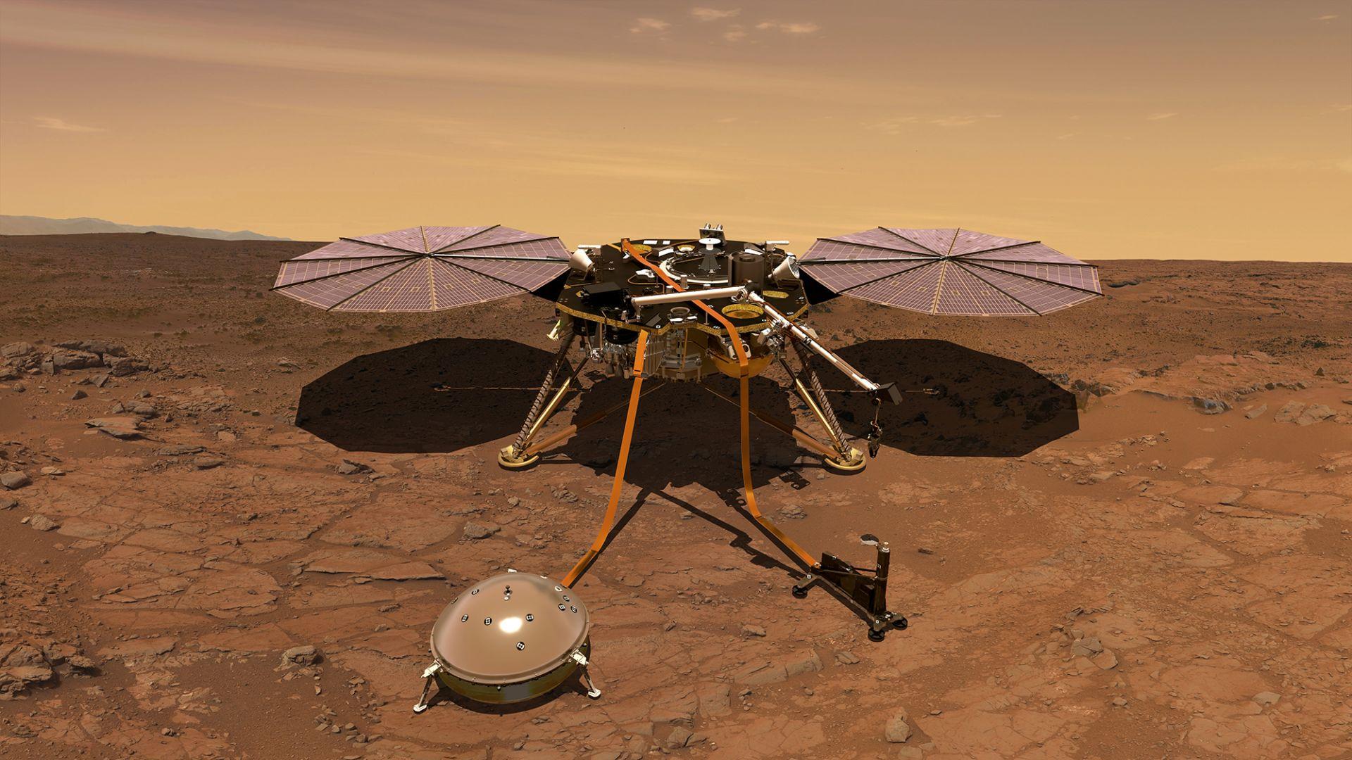 Мисиите на Марс ще имат нужда от шегаджия