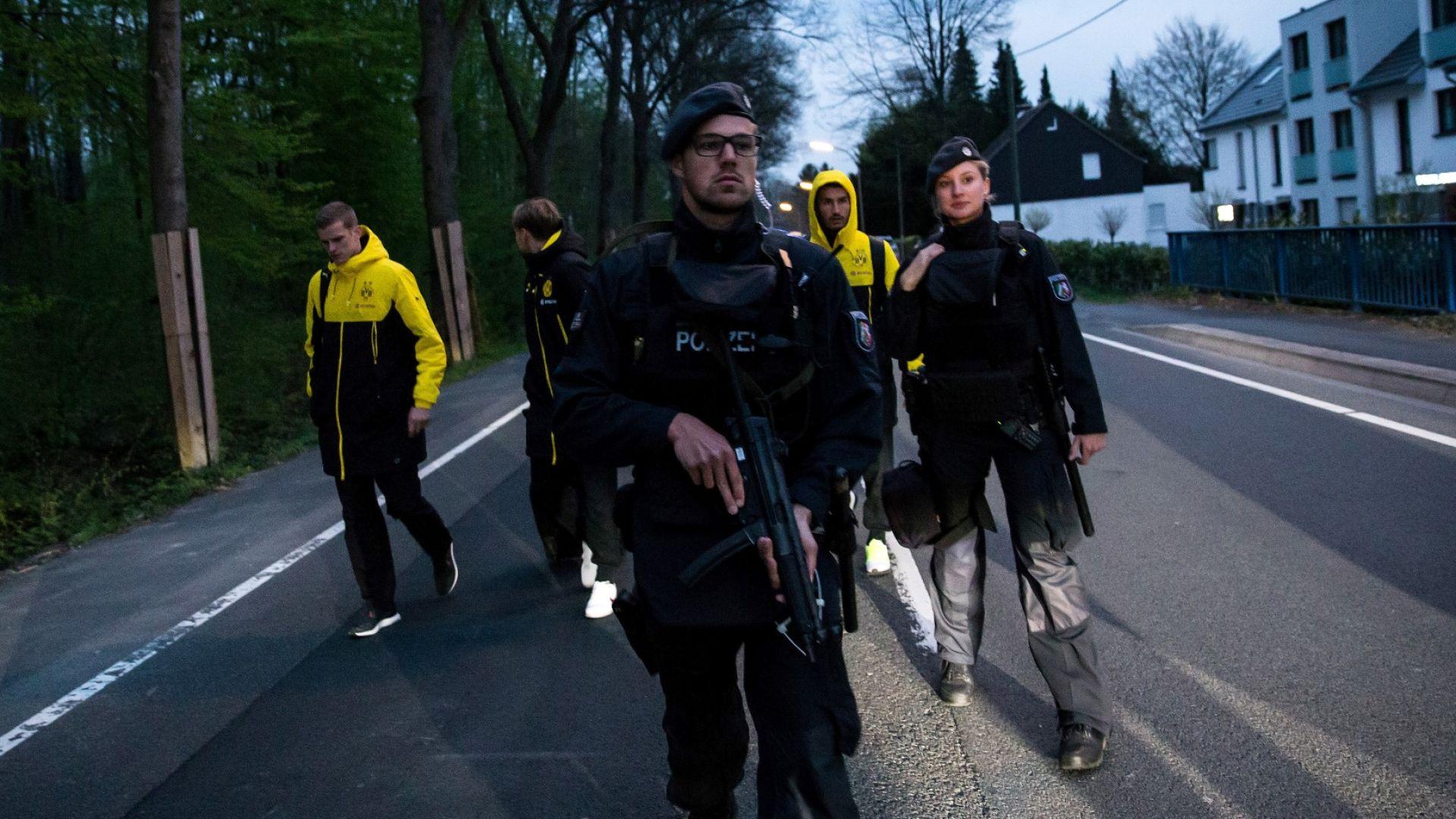 Хвърлиха в затвора руснак, опитал да взриви Борусия (Дортмунд)