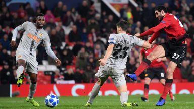 """Жозе полудя, Юнайтед се спаси от """"внезапна смърт"""" (резултати)"""