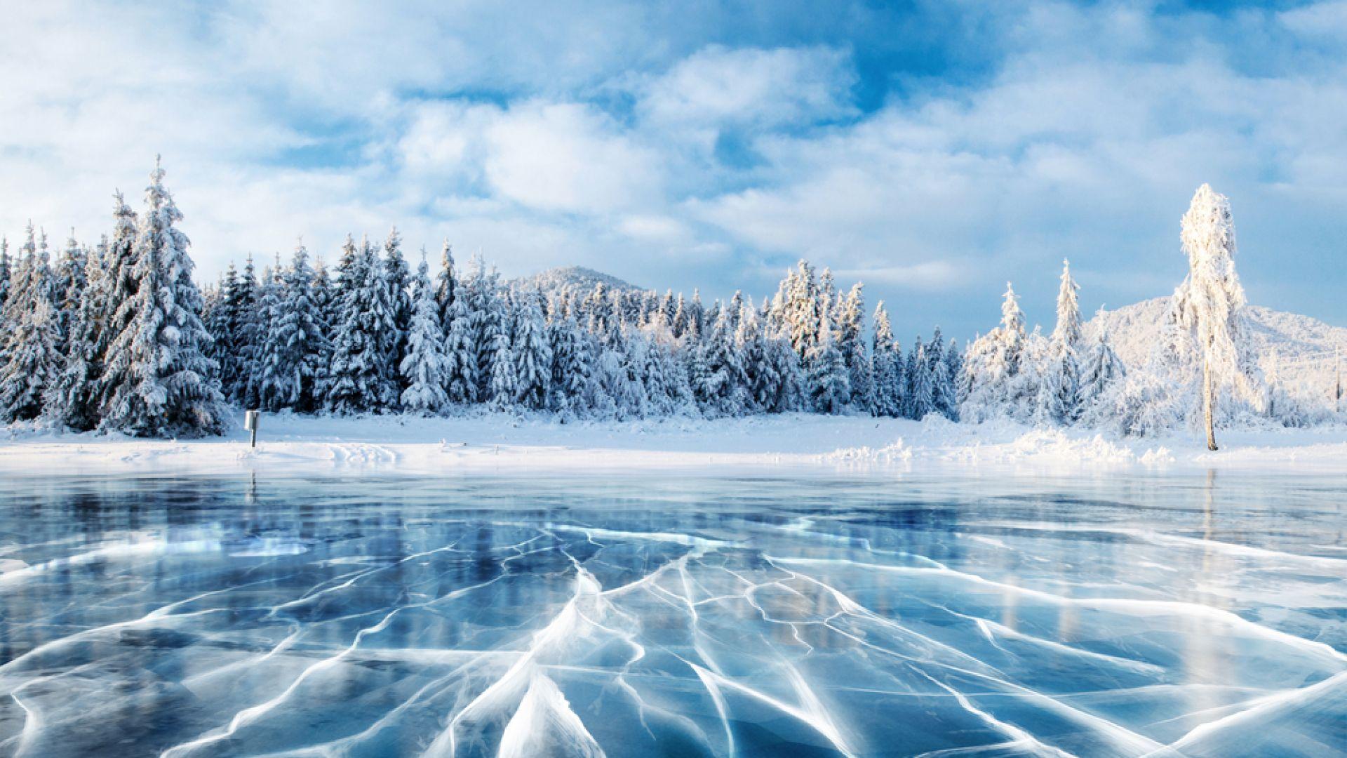 След снега градусите падат до минус 15