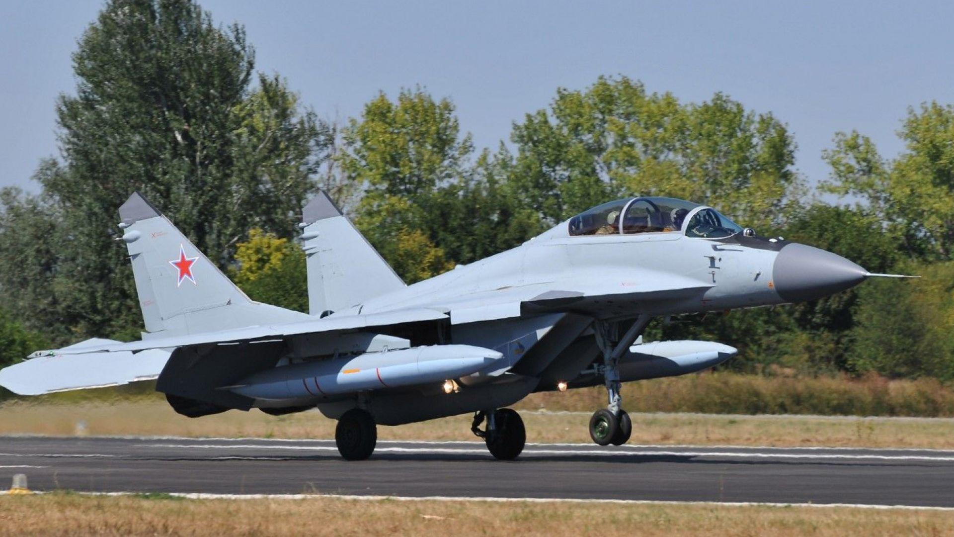 Правителството даде 81 милиона лева за ремонт на МиГ – 29