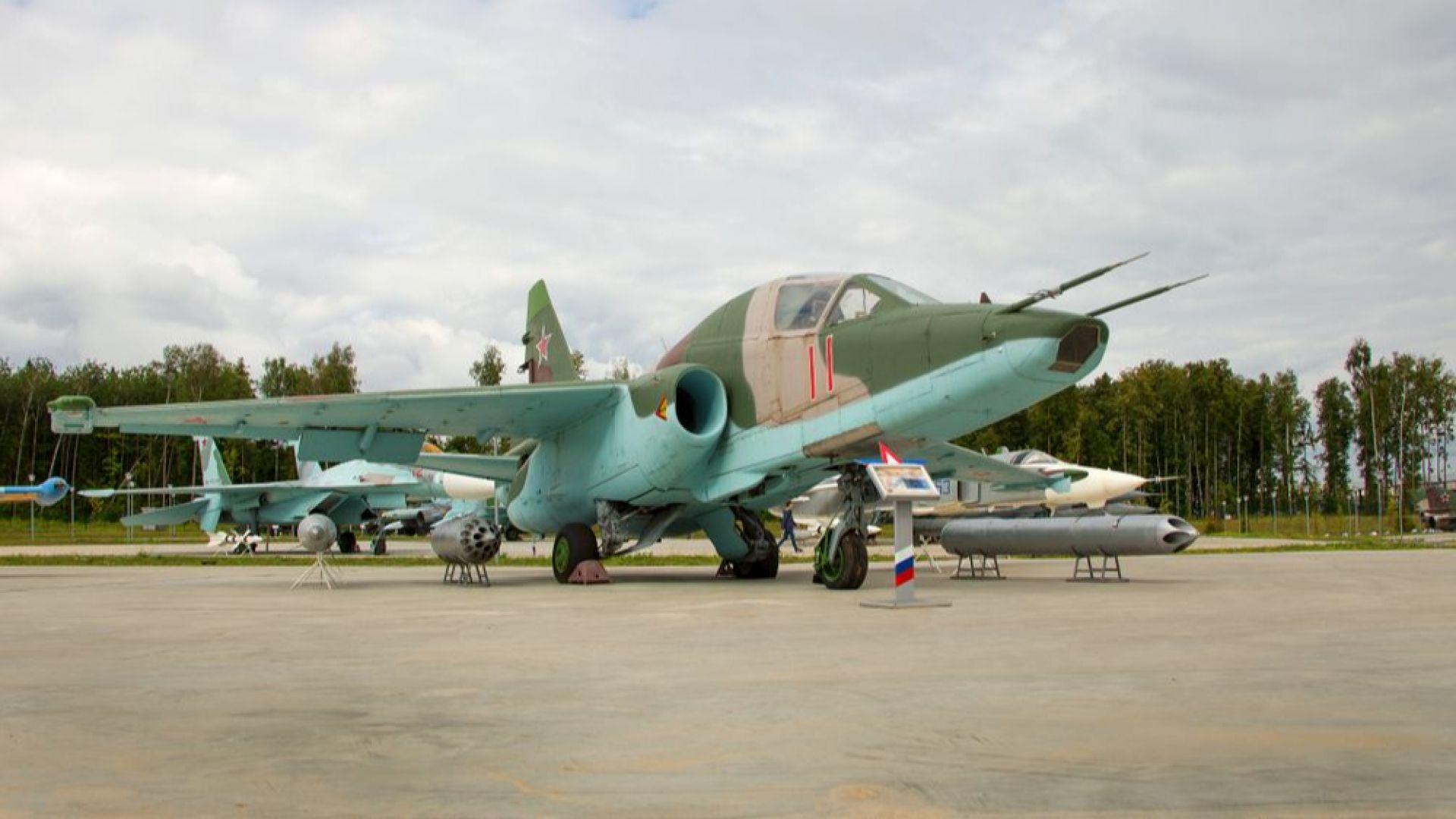 Одобриха разходите за Су-25 и МиГ-29