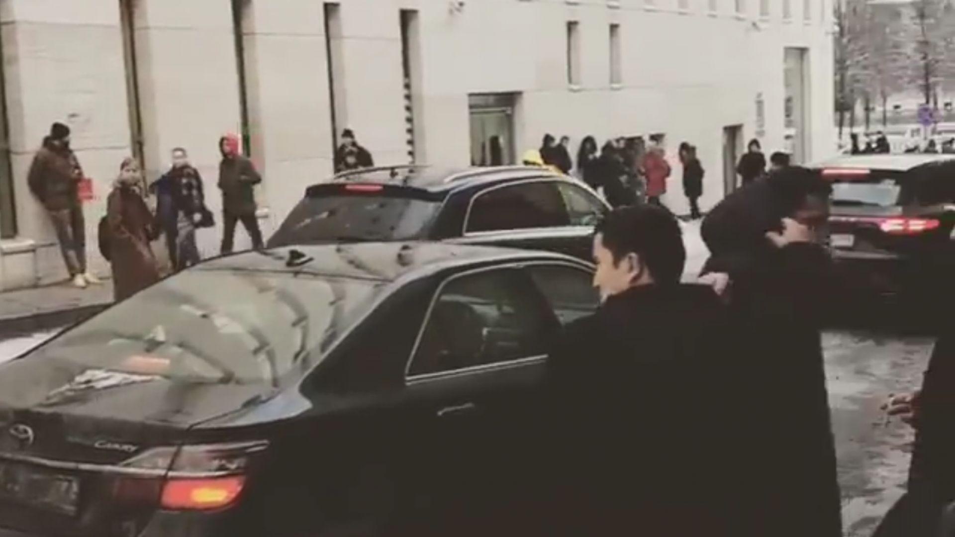 Масова евакуация в 14 мола в Москва заради бомбени заплахи