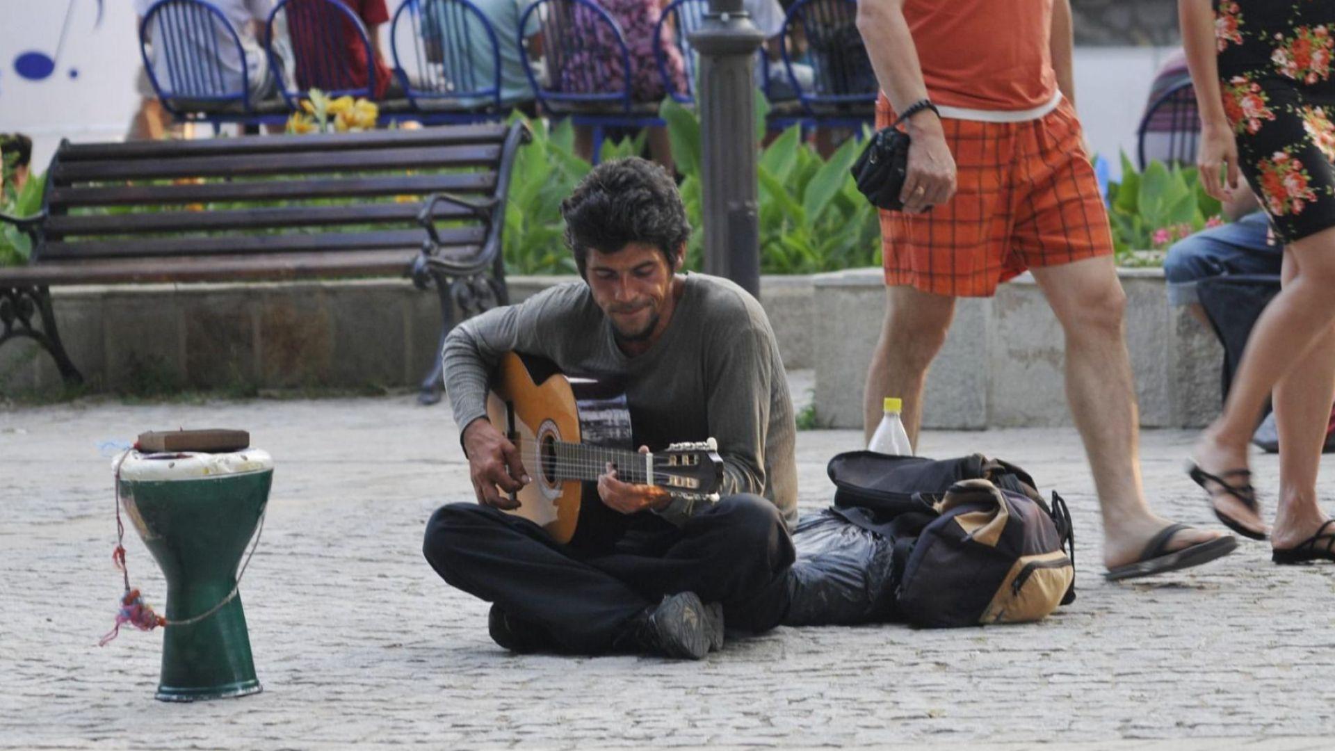 100 лева глоба за улични музиканти, ако нямат разрешително