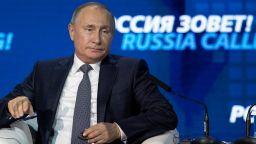 Путин: Рапът не трябва да бъде забраняван, а да бъде контролиран