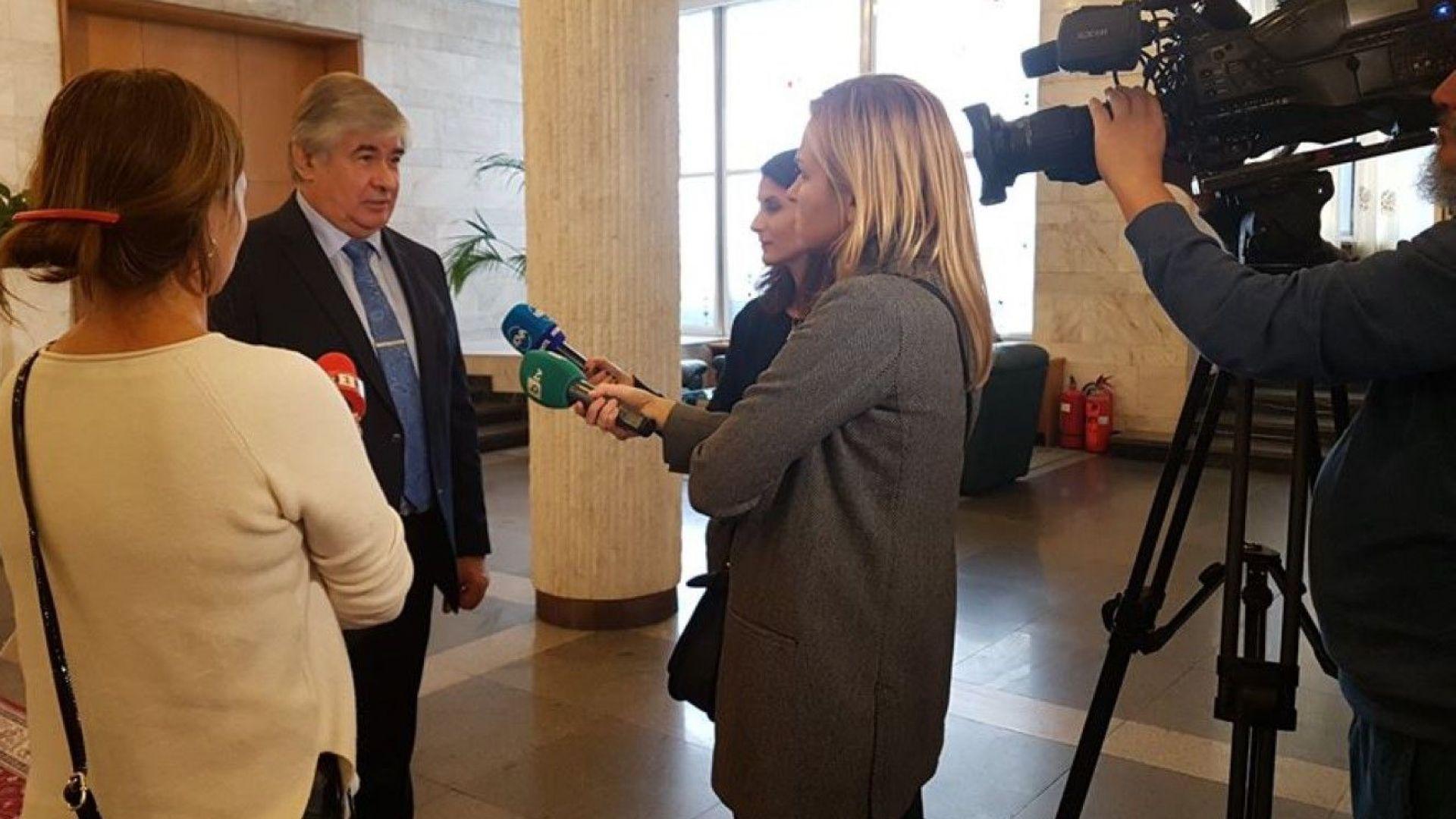 Посланик Макаров: Русия не иска да воюва с братския украински народ