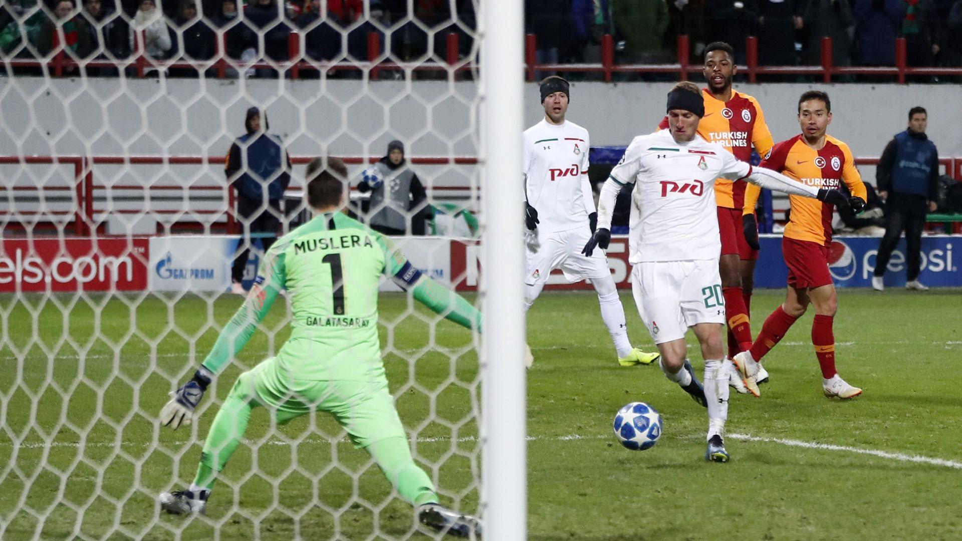 Турският шампион се срина в Москва, Атлетико с лесна победа