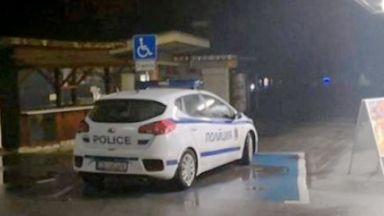 Глобиха полицай, паркирал на място за хора с увреждания