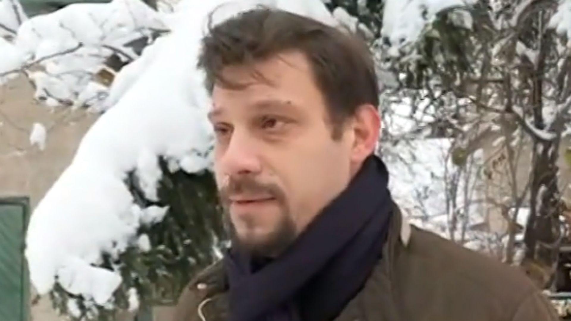 Софиянец: Откраднаха ми колата, докато отварях гаража