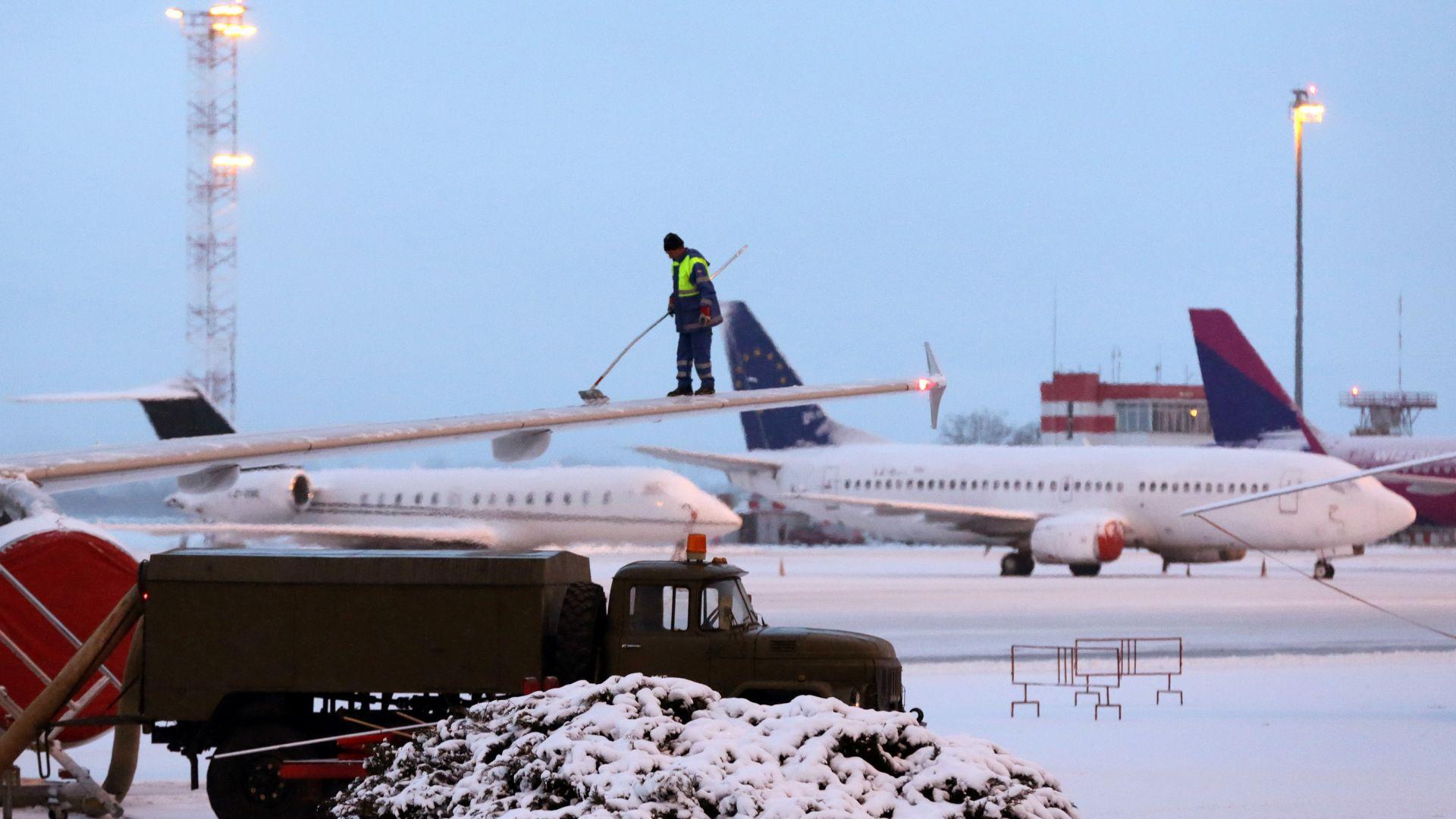 България има да наваксва в самолетната индустрия