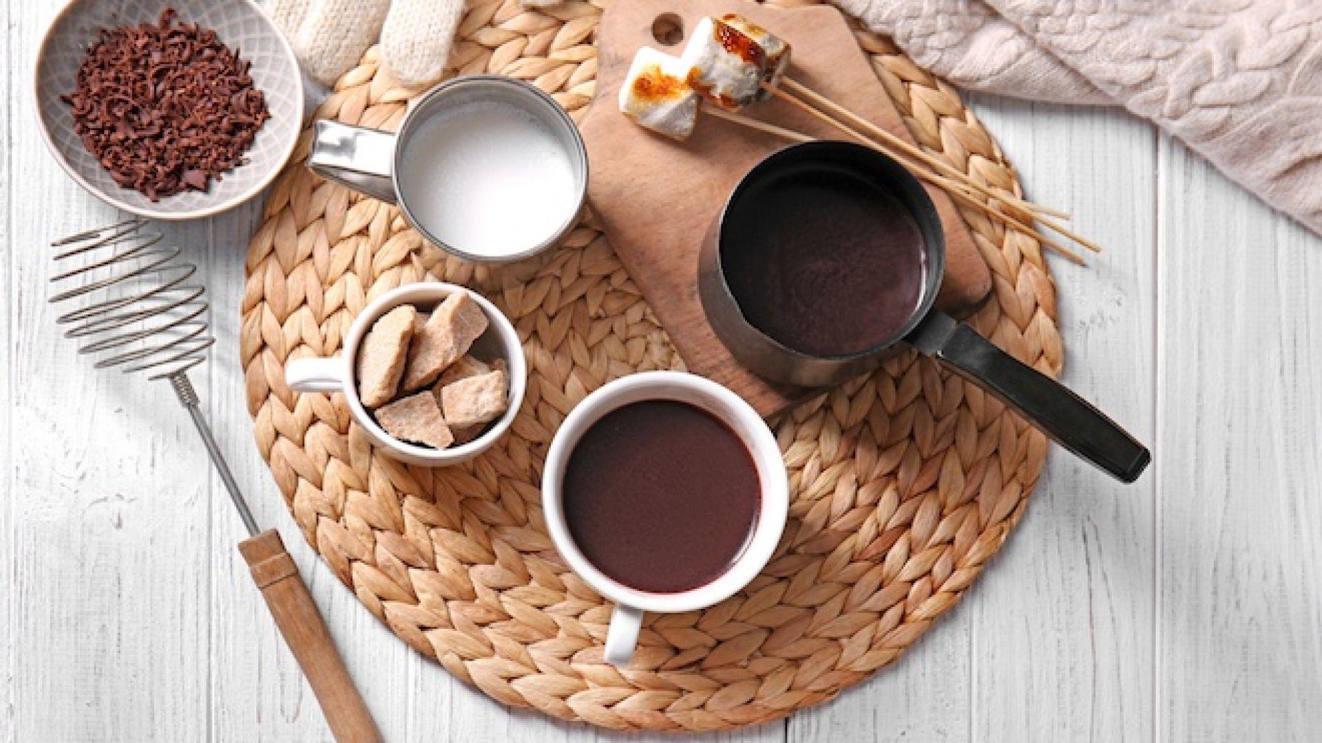 Коя е най-полезната напитка през зимата?