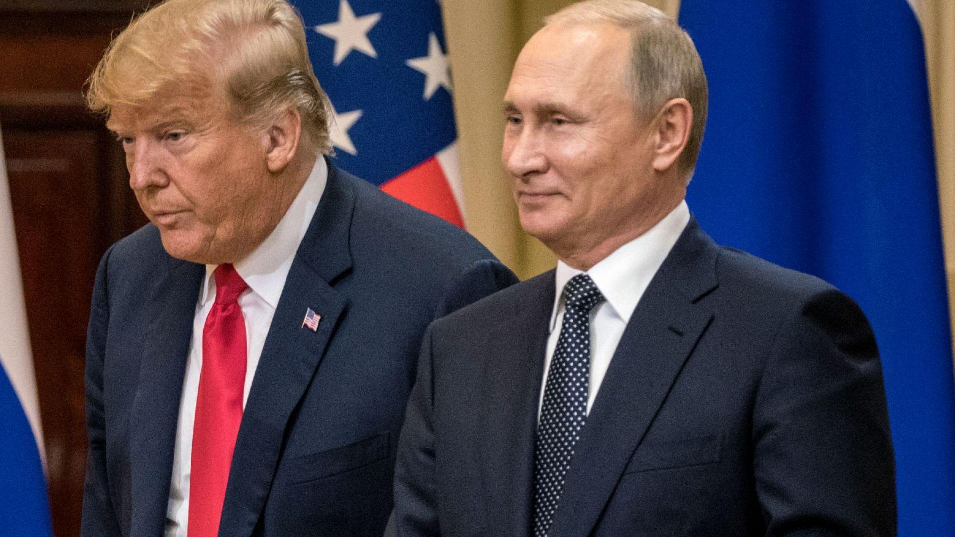 Тръмп: Ще се срещна с Путин на Г-20 в Япония